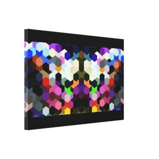 Cubes 8 canvas print