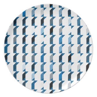 cubes-blue-02 dinner plates