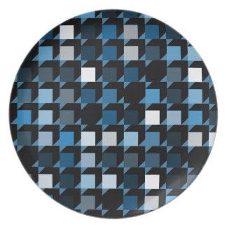 cubes-blue-04 dinner plates