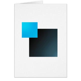 Cubes Card