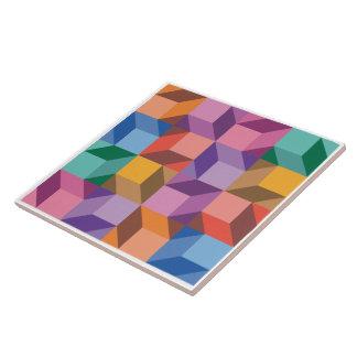 Cubes Ceramic Tile