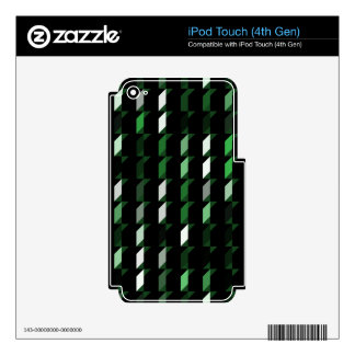 cubes-green-05.pdf skins for iPod touch 4G