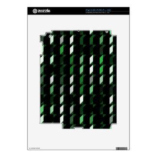 cubes-green-05.pdf iPad 2 decals