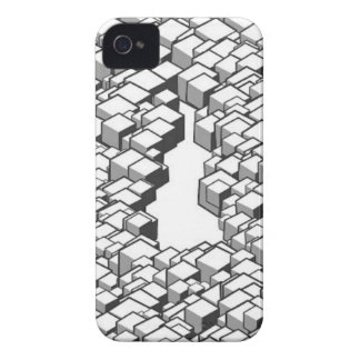 Cubes Image Case-Mate iPhone 4 Cases