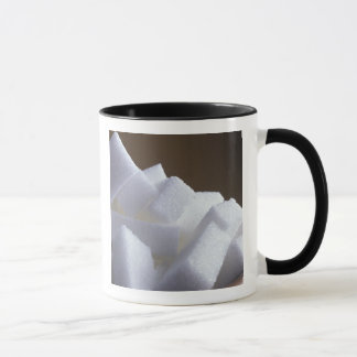 Cubes of white sugar For use in USA only.) Mug