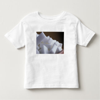 Cubes of white sugar For use in USA only.) Toddler T-shirt
