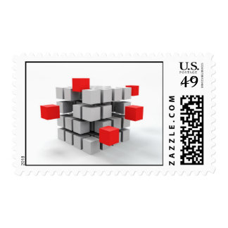 Cubes Postage