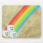 Cubey Mouse Pad