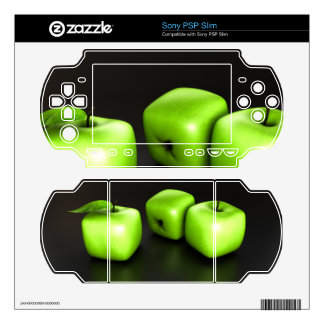 Cubic Apple PSP slim skin