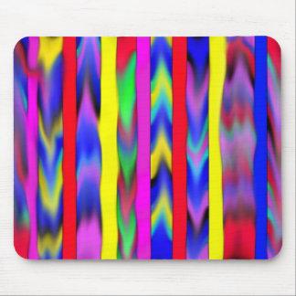 cubic disrepair mouse pad