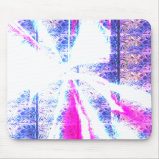 Cubic Flare Mouse Pad