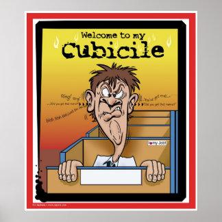 Cubicile Poster