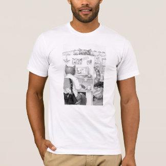 Cubicle Cats T-Shirt