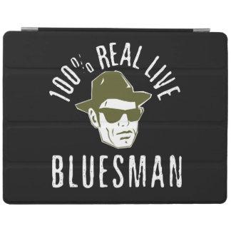 Cubierta 100% del ipad del Bluesman Cubierta De iPad