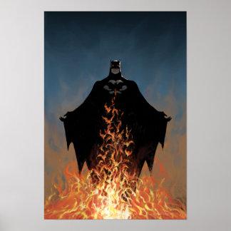 Cubierta #11 de Batman vol. 2 Póster