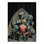 """Cubierta #14 de Batman vol. 2 Invitación 5"""" X 7"""""""