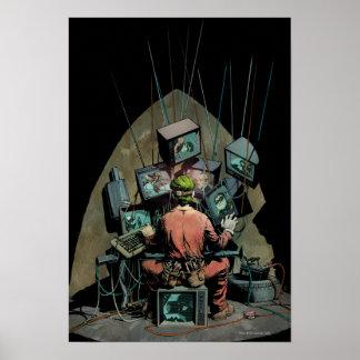 Cubierta #14 de Batman vol. 2 Posters