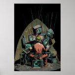 Cubierta #14 de Batman vol. 2 Póster
