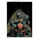 Cubierta #14 de Batman vol. 2 Tarjeta De Felicitación