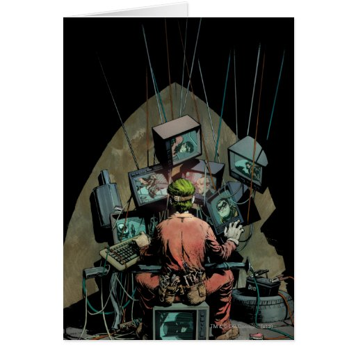 Cubierta #14 de Batman vol. 2 Tarjeton