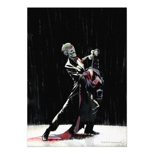 Cubierta #17 de Batman vol. 2 Comunicado Personalizado