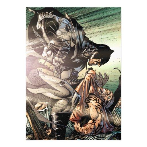 Cubierta #18 de Batman vol. 2 Comunicado