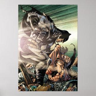 Cubierta #18 de Batman vol. 2 Póster