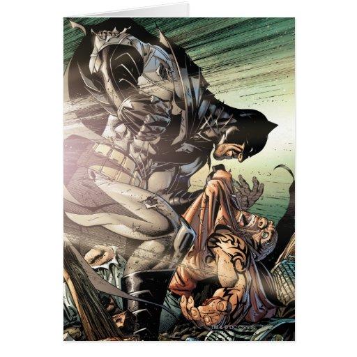 Cubierta #18 de Batman vol. 2 Tarjeta