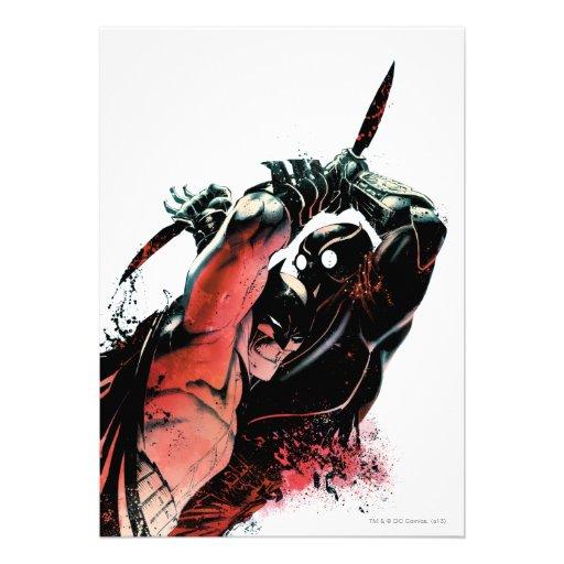 Cubierta #3 de Batman vol. 2 Comunicados Personalizados
