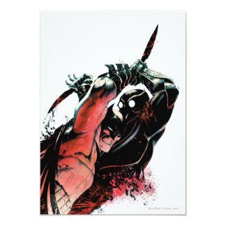 """Cubierta #3 de Batman vol. 2 Invitación 5"""" X 7"""""""