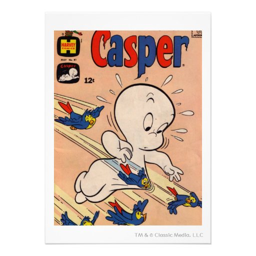 Cubierta 3 de Casper Invitación