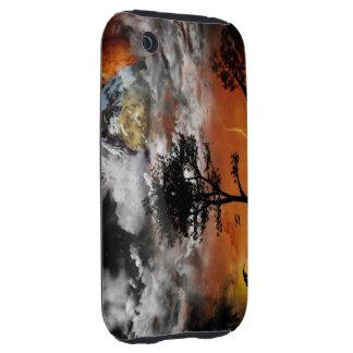 cubierta 3gs - lejos en alguna parte…. tough iPhone 3 carcasa