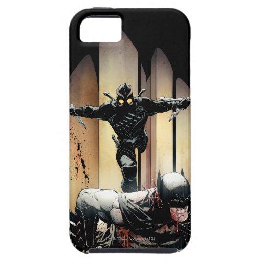 Cubierta #5 de Batman vol. 2 iPhone 5 Case-Mate Fundas