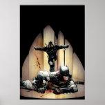 Cubierta #5 de Batman vol. 2 Póster