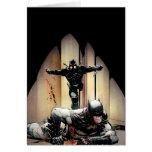 Cubierta #5 de Batman vol. 2 Tarjeta De Felicitación