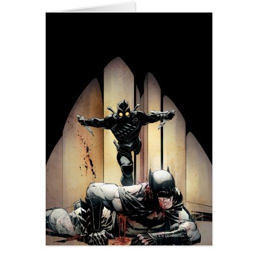 Cubierta #5 de Batman vol. 2 Tarjeton