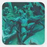 Cubierta #680 de Batman vol. 1 Pegatina Cuadrada