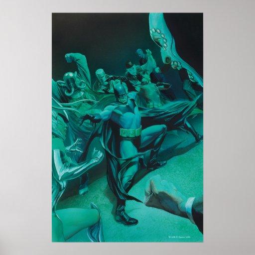 Cubierta #680 de Batman vol. 1 Poster