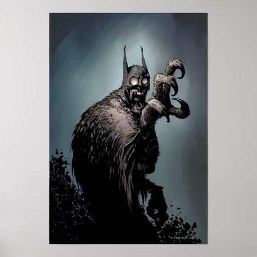 Cubierta #6 de Batman vol. 2 Impresiones