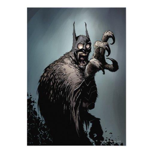 Cubierta #6 de Batman vol. 2 Invitación