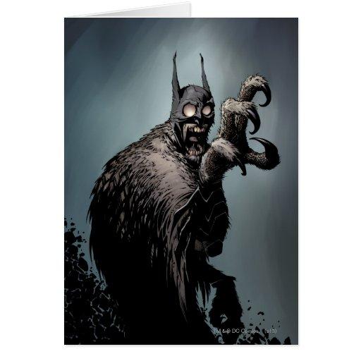 Cubierta #6 de Batman vol. 2 Tarjeta