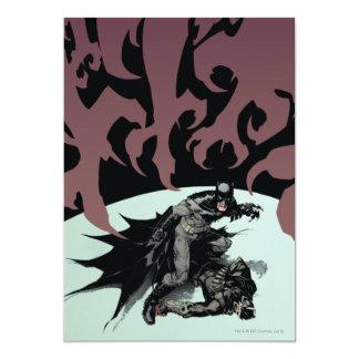 """Cubierta #7 de Batman vol. 2 Invitación 5"""" X 7"""""""