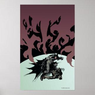 Cubierta #7 de Batman vol. 2 Póster