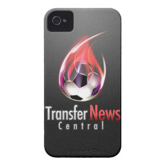 Cubierta 9700/9780 de Blackberry de la central de Carcasa Para iPhone 4 De Case-Mate