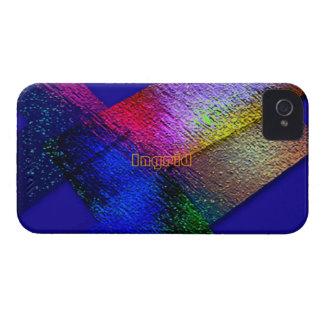 Cubierta a todo color del iPhone 4 para Ingrid iPhone 4 Carcasas