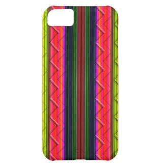 Cubierta abstracta colorida del diseño iPhone5