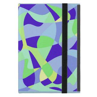 Cubierta abstracta del ipad iPad mini protector