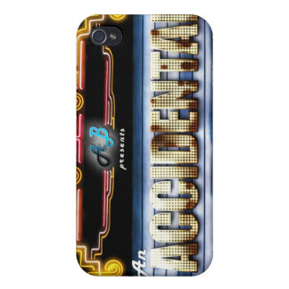 Cubierta accidental del iPhone iPhone 4 Fundas