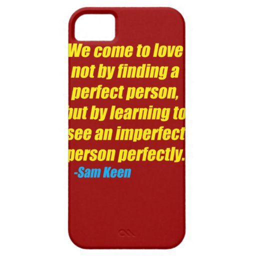 Cubierta afilada roja del iPhone de Sam iPhone 5 Funda
