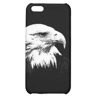 Cubierta americana de Eagle calvo para el iPhone 5